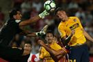 Ла Лига: Атлетико вдесятером ушел от поражения в Жироне