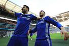 Азар надеется, что Коста вернется в Челси