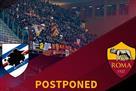 Официально: матч Сампдория — Рома перенесен