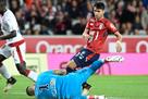 Лига 1: Лилль в меньшинстве отстоял ничью против Бордо