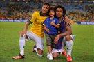 Сын Марсело отличился хет-триком в матче за детскую команду Реала