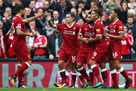 Ливерпуль повторил достижение Манчестер Юнайтед, Арсенала и Челси