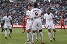 Лига 1: Гол Балотелли помог Ницце одержать победу, Марсель обыграл Амьен