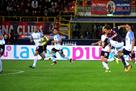 Серия А: Интер допустил первую осечку, сыграв вничью с Болоньей