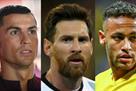 Роналду в тройке претендентов на звание лучшего игрока года от ФИФА