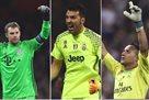 Буффон, Нойер и Навас претендуют на звание вратаря 2017 года по версии ФИФА