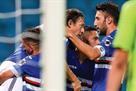 Сампдория одержала заслуженную победу над Миланом
