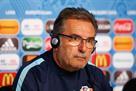 Чачич прокомментировал свою отставку с поста главного тренера Хорватии