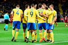 Отбор ЧМ-2018: Швеция уничтожила Люксембург, Бельгия и Босния забили семь голов и другие матчи дня