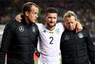 Мустафи получил травму в матче за сборную Германии