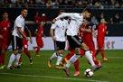 Горецка отличился голом в матче с Азербайджаном, забив в стиле Ярмоленко