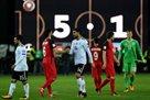 Отбор к ЧМ-2018. Германия разгромила Азербайджан и другие результаты матчей