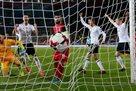 Германия выиграла 16 матчей подряд в квалификациях ЧМ