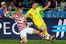 Украина не смогла пробиться на чемпионат мира