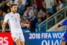 Ильяраменди отметился дебютным мячом в сборной Испании