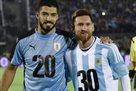 Месси и Суарес – лучшие в истории южноамериканских отборов