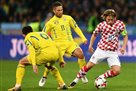 Украина будет играть в Группе В в Лиге Наций