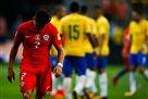 Бразилия оставила Чили без ЧМ 3:0 Видео голов и обзор матча