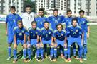 Украина U-17 вдесятером разгромила Болгарию