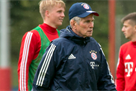 Левандовски: Первые две тренировки при Хайнкесе были интенсивными
