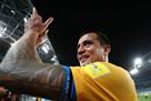 Австралийская федерация не будет наказывать Кэхилла за празднование гола