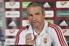 Сборная Венгрии осталась без тренера