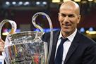 Зидан — лучший тренер 2017 года по версии ФИФА