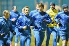 Сегодня в Киеве состоится открытая тренировка сборной Украины
