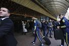 Сборная Украины прибыла во Львов