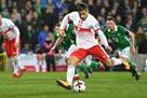 Сев. Ирландия — Швейцария 0:1 Видео гола и обзор матча