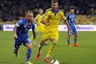 Украина и Словакия определились с игровыми формами
