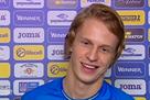 Шабанов: Перед дебютом за сборную было волнение, но ребята успокоили