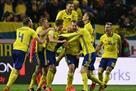 Швеция минимально обыграла Италию