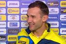 Шевченко: Я очень доволен нашей игрой, было важно показать свой стержень