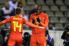 Лукаку сравнялся с лучшими бомбардирами в истории сборной Бельгии