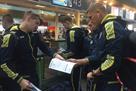 Молодежная сборная Украины отправилась в Шотландию
