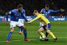 Италия — Швеция 0:0 Обзор матча
