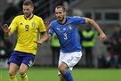 Кьеллини, Де Росси и Бардзальи завершили выступления в сборной Италии