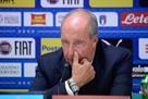 Вентура пообещал подать в отставку с поста главного тренера сборной Италии