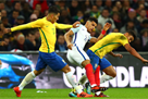 Соланке дебютировал за сборную Англии