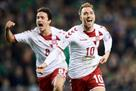 Хет-трик Эриксена и гол Лорда Бендтнера в обзоре матча Ирландия – Дания