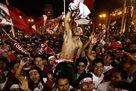 Празднование гола Перу было принято за землетрясение