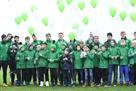 Карпаты посвятили в футболисты будущих звезд