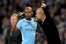 Гвардиола: Фернандиньо может сыграть на 10 позициях, он ключевой игрок Манчестер Сити