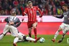 Бундеслига: победа Баварии и другие результаты 12-го тура