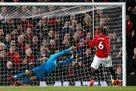 Погба вернулся после травмы и забил в ворота Ньюкасла