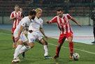 Скендербеу перед матчем с Динамо потерял очки в чемпионате