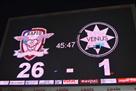Румынская команда с радостью отпраздновала гол престижа, пропустив перед этим 26 голов