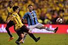 Гремио обыграл Ланус в первом финальном матче Кубка Либертадорес