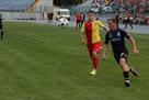 Черноморец и Зирка сыграли в результативную ничью